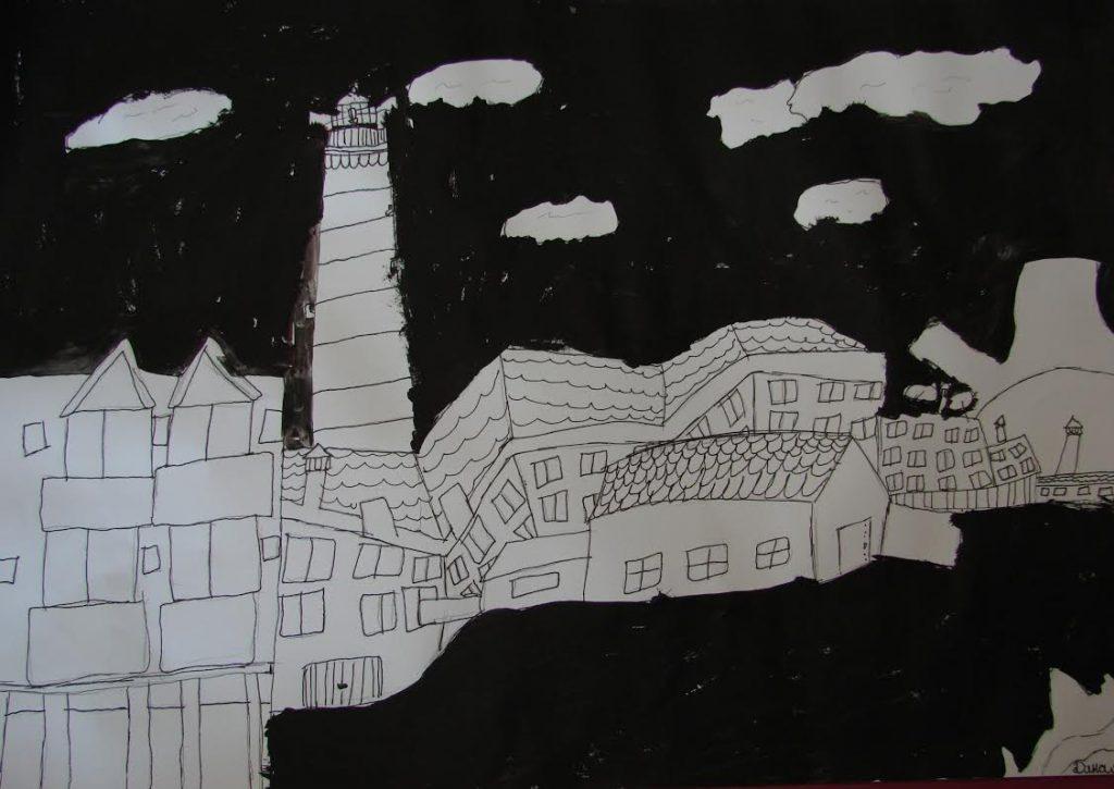 Даная маяк